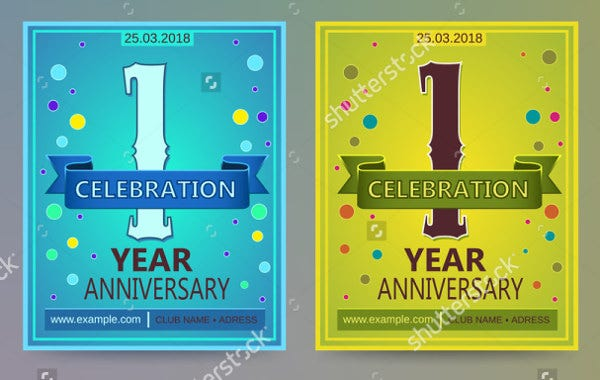 first-anniversary-gift-card-template