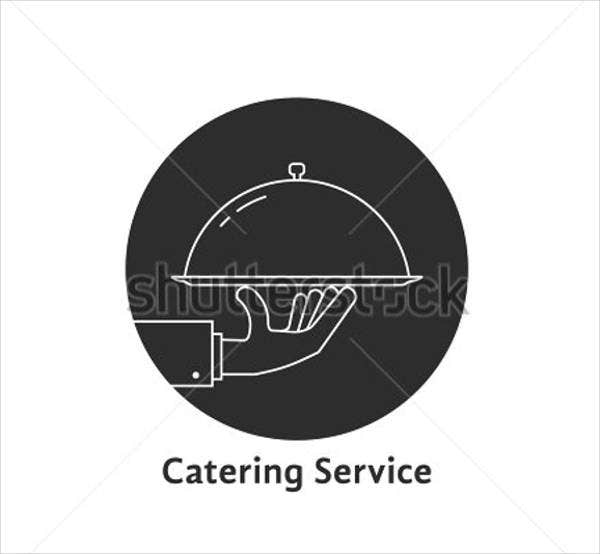 wedding event service logo