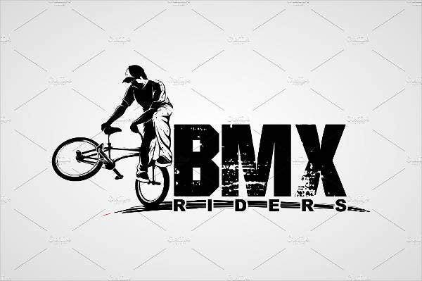 Bicycle Rider Logo