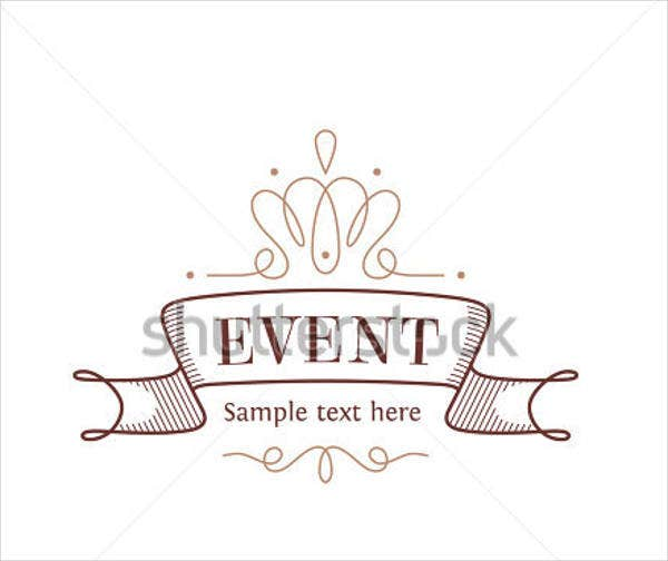 wedding planning service logo