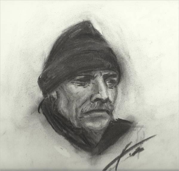 portrait-charcoal-drawing