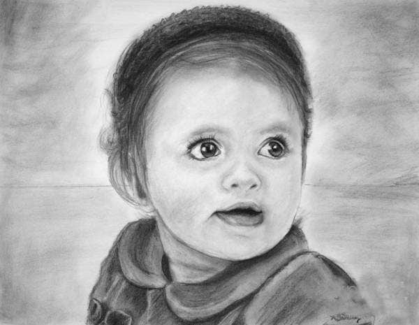 baby-portrait-drawing