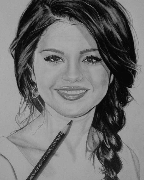 portrait-face-drawing