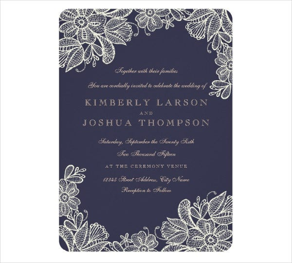 Wedding Invitation Card  Designs Templates  Free  Premium