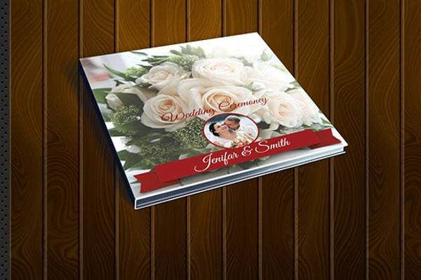 wedding cd cover design