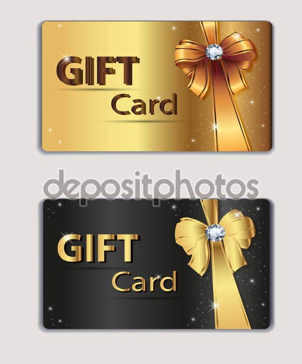 business-holiday-gift-card