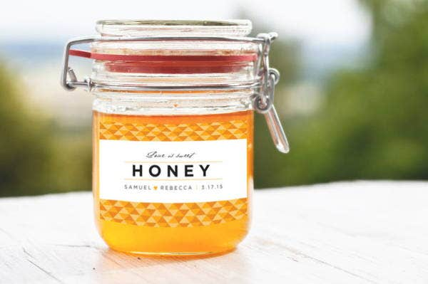 7+ Honey Jar Label Templates - Free Printable PSD, Word, PDF ...