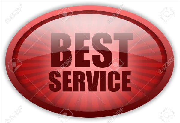 customer service feedback logo