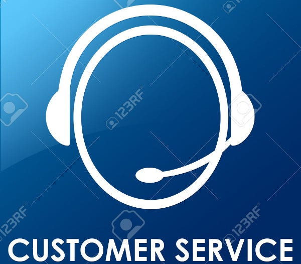 Customer Service Logo for Company