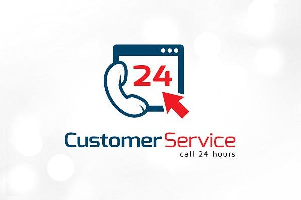 9+ Customer Service Logos - Editable PSD, AI, Vector EPS ...