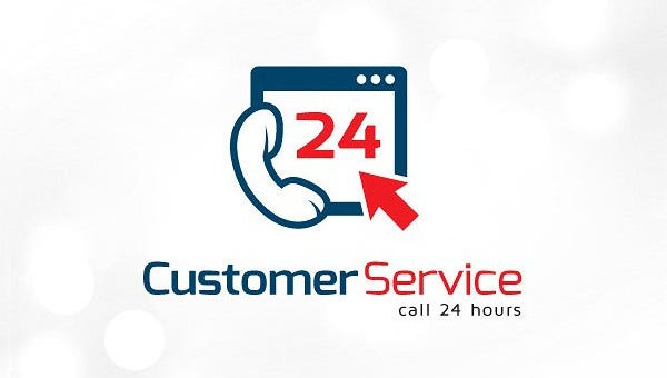 9  Customer Service Logos