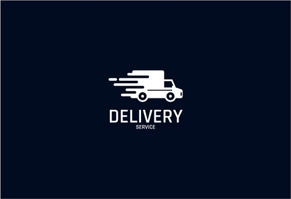 delivery-service-psd-logo