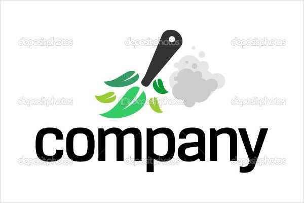 Cleaning Service Logo for Company
