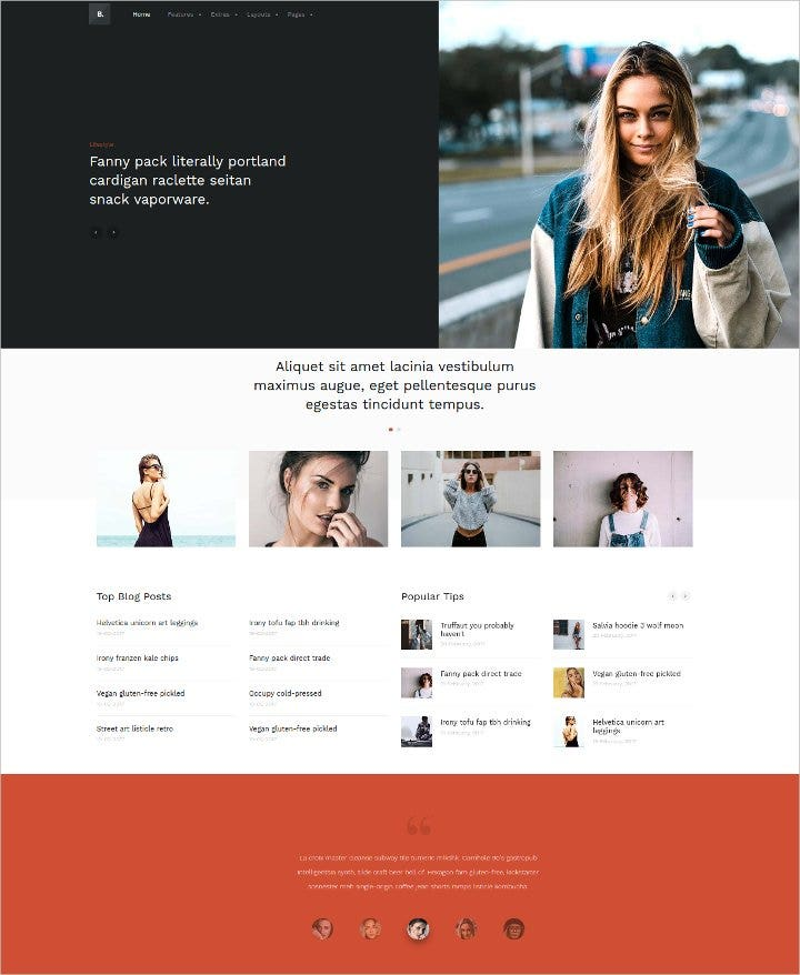 the-beautiful-lifestyle-joomla-template