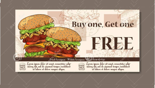 fast-food-restaurant-voucher-template
