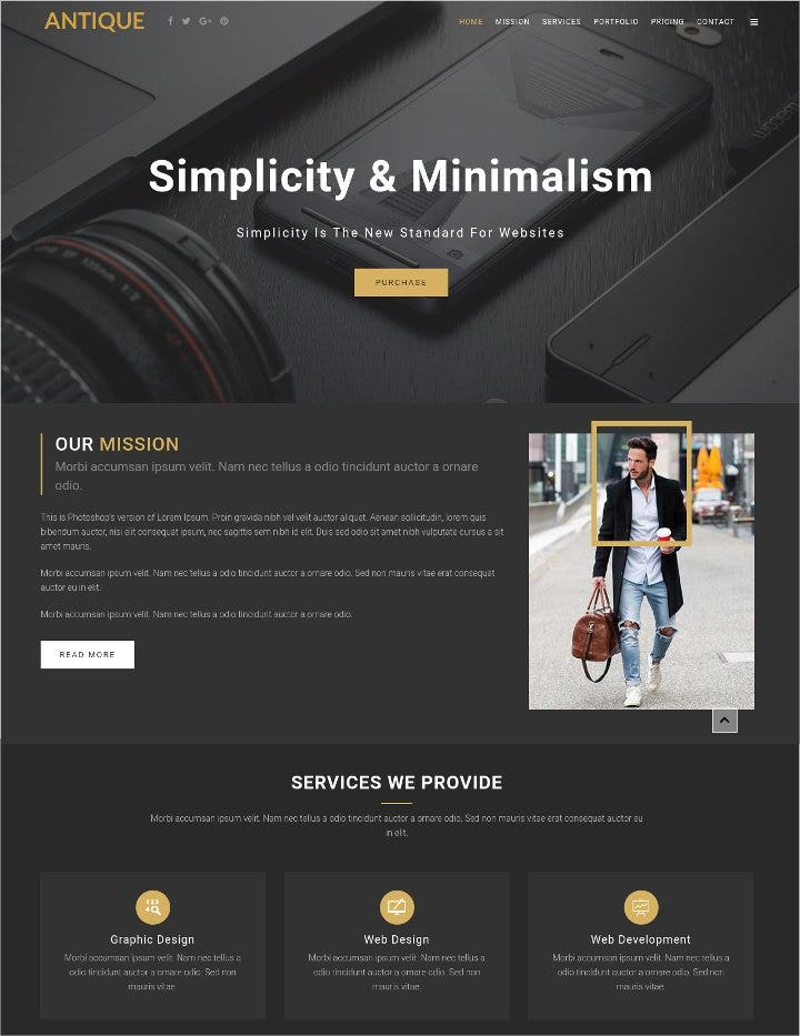 perfect joomla business template2