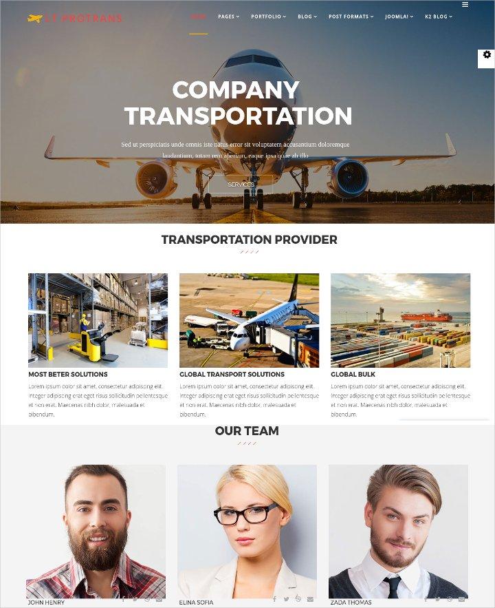 transport-themed-joomla-template