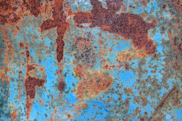Rust Paint Textures