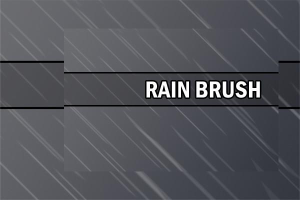 Rain Splatter Brushes