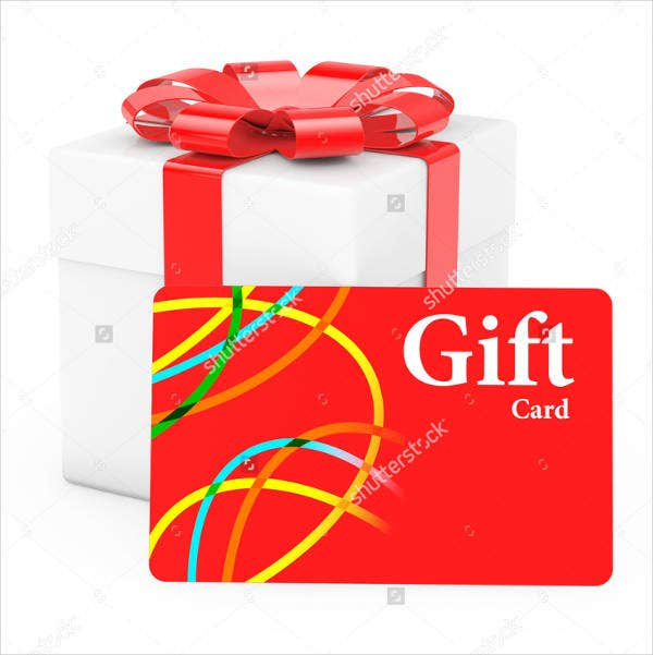 Wedding Anniversary Gift Card