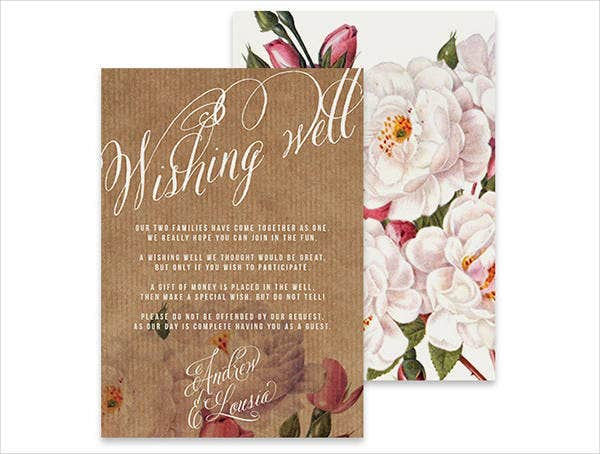 Wedding Gift Cards Online: 9+ Wedding Gift Cards - PSD, Vector EPS, PNG