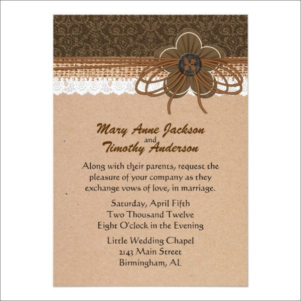 homemade-rustic-wedding-card