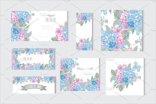 floral-vintage-gift-card-template