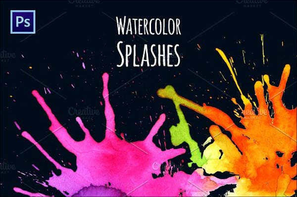 splash-brushes