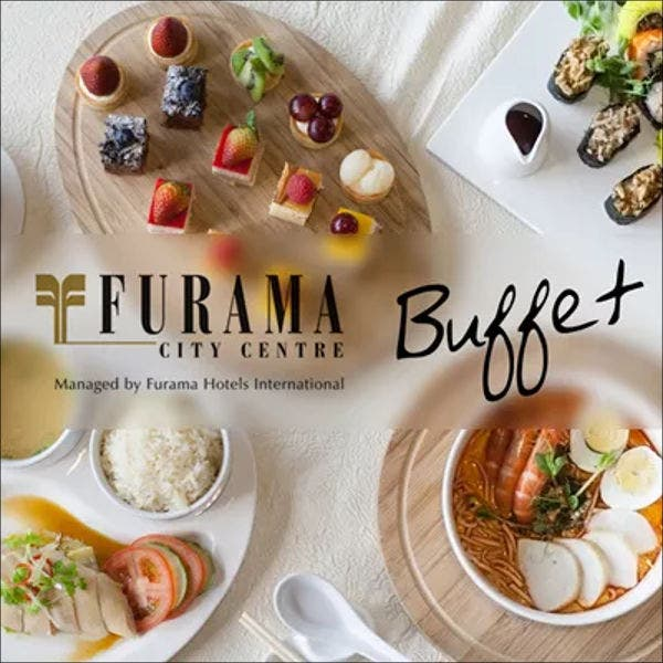 hotel buffet voucher template