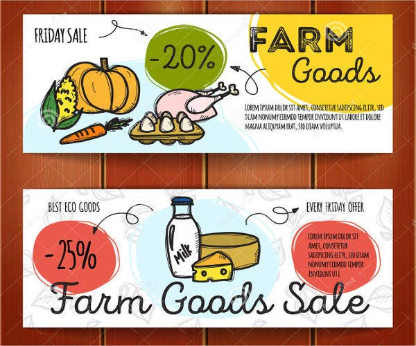 farm-food-voucher-template