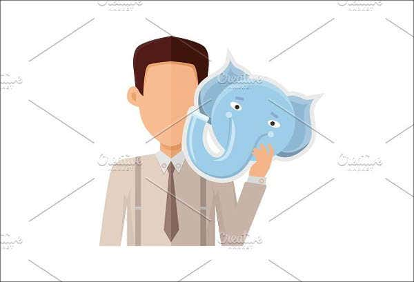 cartoon-animal-mask-template
