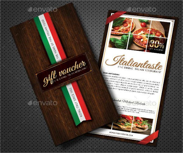 gourmet-food-voucher-template