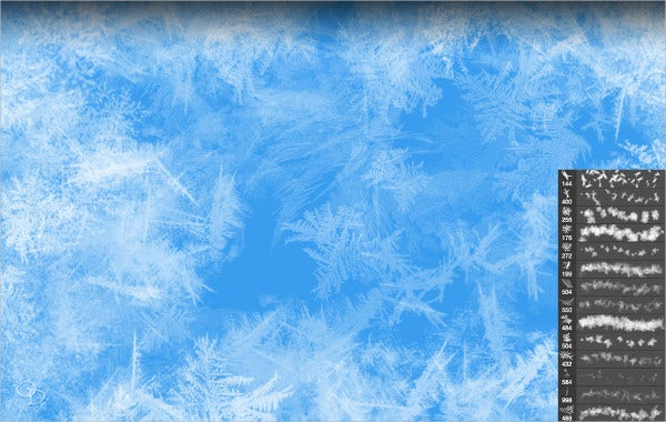 Frost PS Brushes