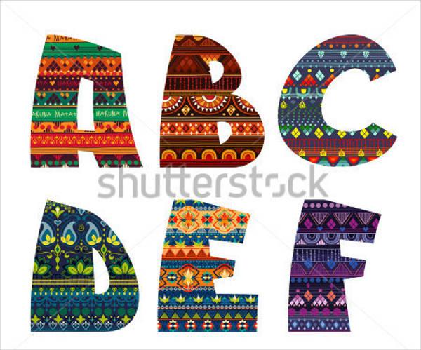 graffiti-tribal-alphabet-letters