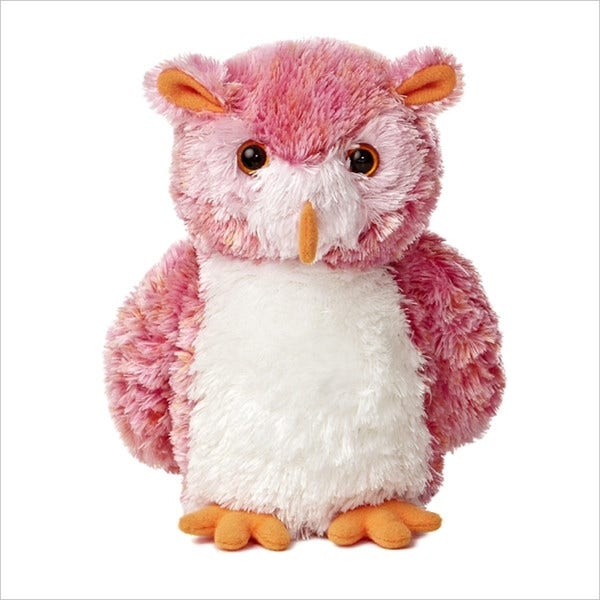 Owl Stuffed Animal Template