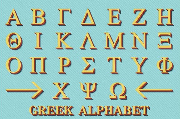 Free Decorative Alphabet Letters