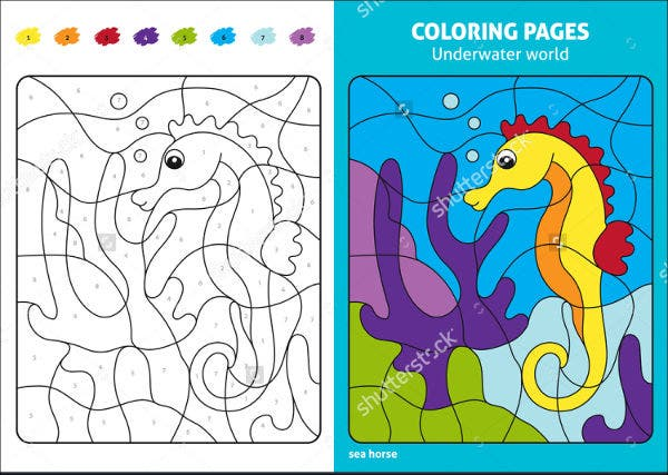 sea-animal-coloring-pagetemplate