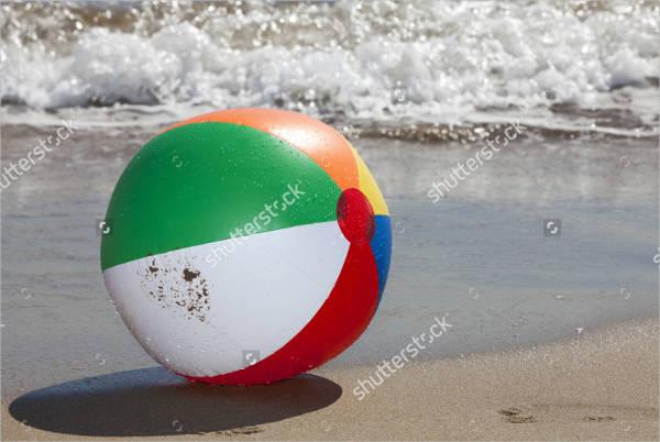 Beach Ball Texture