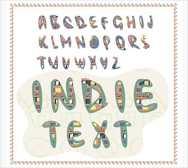 tribal-script-alphabet-letters