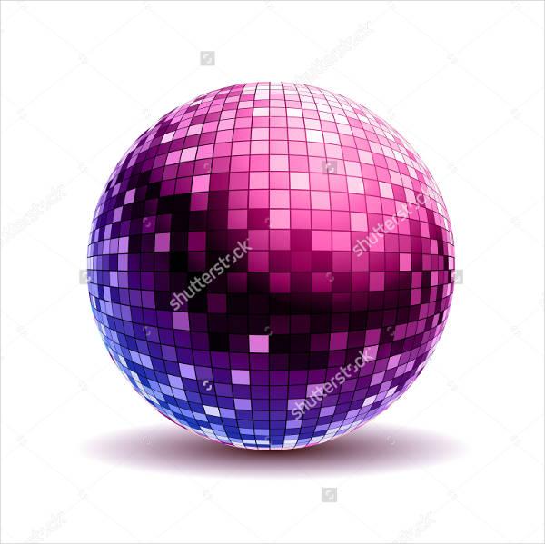 Disco Ball Texture
