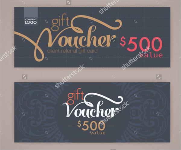 9+ Vintage Voucher Templates - Free PSD, Vector AI, EPS Format ...