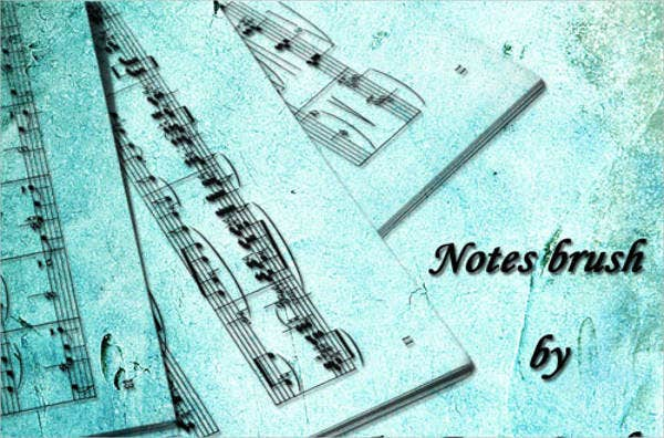 music-note-psd-brushes