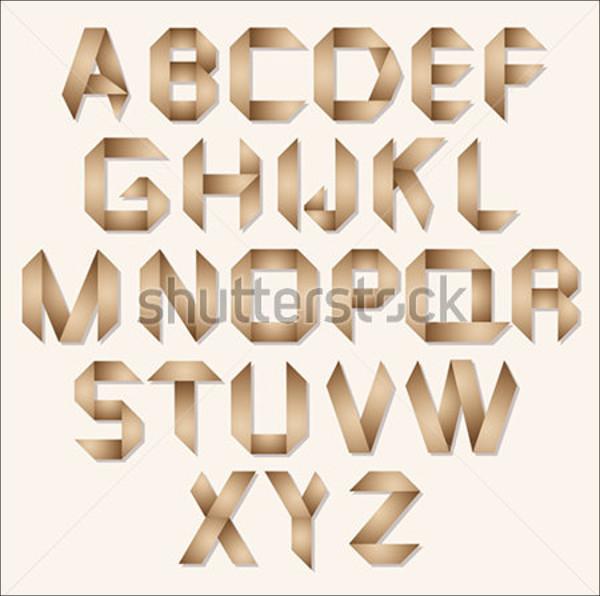 3d-cardboard-alphabet-letter
