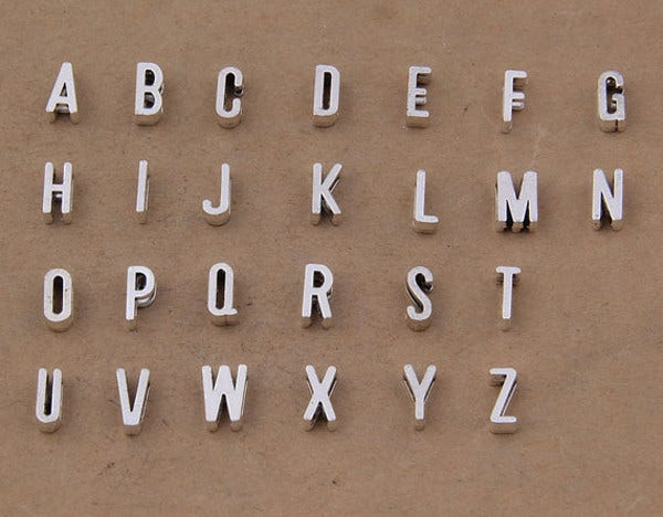 uppercase-cardboard-alphabet-letter
