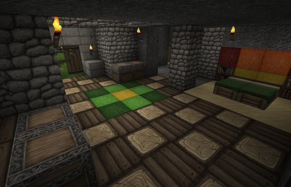 Minecraft Rustic Texture