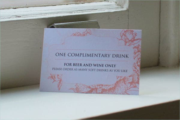 complimentary-drink-voucher-template
