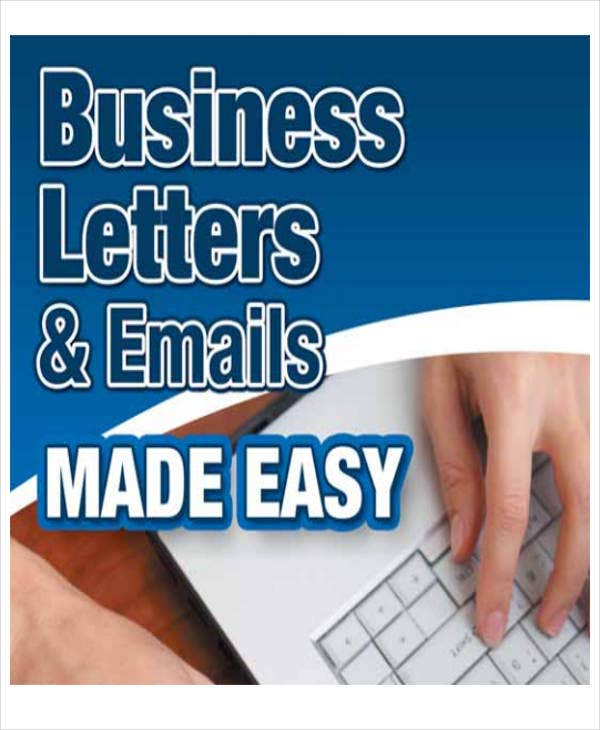 business formal email