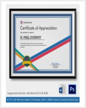 organization-certifiticate-of-appreciation