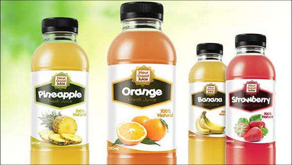 6 Juice Bottle Label Templates Free Printable Psd Word Pdf Format Download Free Premium Templates