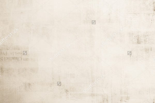 blank newspaper texture